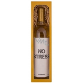 Bohemia Gifts Chardonnay No stress white gift wine 750 ml