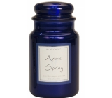 Village Candle Spring promise - Arctic Spring scented candle in glass 2 wicks 602 g