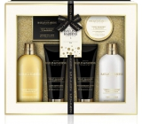 Baylis & Harding Sweet Tangerine and Grapefruit Cleansing Gel 300 ml + bath milk 300 ml + toilet soap 150 g + shower cream 130 ml + body lotion 130 ml + bath salt 100 g, cosmetic set