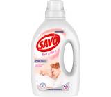 Savo Chlorine-free Sensitive washing gel for sensitive skin 20 doses 1 l