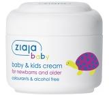 Ziaja Baby & Kids nourishing cream from the 1st day of life 50 ml