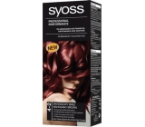 Syoss Professional Hair Color 4 - 2 Mahogany Brown