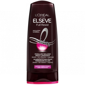 Loreal Paris Elseve Full Resist strengthening balm for weak hair with a tendency to fall out 200 ml