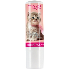 My Kitten with a cranberry cranberry moisturizing lip balm No. 14 3.8 g