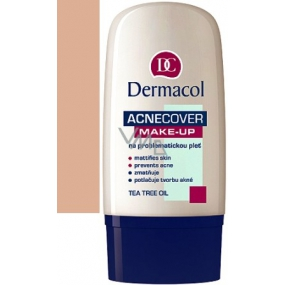 Dermacol Acnecover make-up for acne skin 02 shade 30 ml
