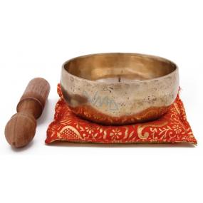 Tibetan bowl weight approx. 1,900 - 2,100 g