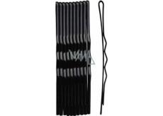 Duko Hair clips black 5 cm 10 pieces 525B