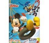 Ditipo Disney Children's gift bag L Mickey, Club House 26,4 x 12 x 32,4 cm