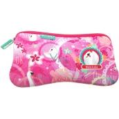 Nekupto Miss Cool Neoprene Bag Swan Dazzling beauty 21 x 11 x 1.5 cm