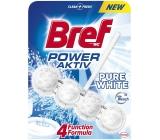 Bref Power Active 4 Formula Pure White Wc Block 50 g