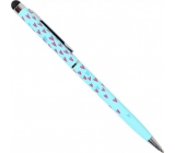 Albi Pens with Turquoise stylus with hearts