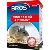BROS grain for mice, rats and rats