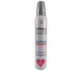 Vitale Exclusively Professional Coloring Mousse With Vitamin E Pink 200 ml