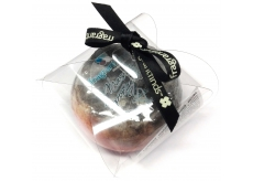 FRAGRANTBlack soap massage with sponge