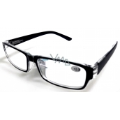 Glasses dioplast + 2.5 black MC2062