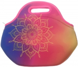 Albi Original Thermo Snack Bag Mandala keeps food longer warm / cold 30 x 27 x 18 cm