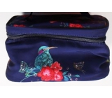 Albi Original Cosmetic bag Kingfisher 23 cm x 16 cm x 13 cm