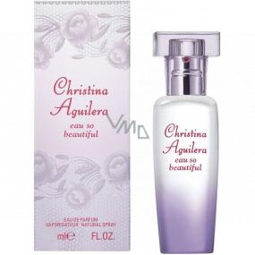 Christina Aguilera Eau So Beautiful Eau de Parfum for Women 30 ml
