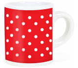 Albi Espresso mug in a box Polka dots 100 ml