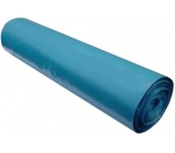 Press Garbage bag 70 x 110 cm, blue roll of 25 pieces