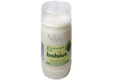 Bolsius Paraffin candle, burning time 72 hours