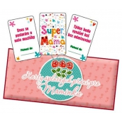 Bohemia Gifts Fulfilled wish cards for mom 20 pieces of cards