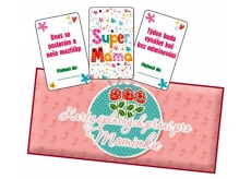 Bohemia Gifts & Cosmetics Fulfilled wish cards for mom 20 pieces of cards