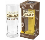 Albi My Bar Beer Mug The best guy in the world 500 ml