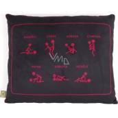 Albi Humorous pillow Kamasutra 36 x 30 cm