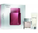 Calvin Klein Euphoria Men eau de toilette 50 ml + shower gel 100 ml, gift set