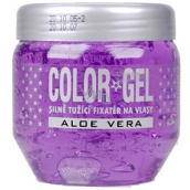 Color Aloe Vera hair gel 400 ml