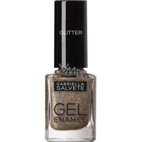 Gabriella Salvete Gel Enamel nail polish 11 Gold 11 ml