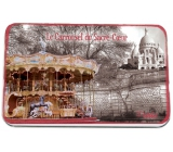 Le Blanc Carrousel natural soap in a box of 6 x 25 g