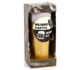 Albi My Bar Beer Mug I'm not a cactus, I have to drink 500 ml