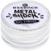 Essence Metal Shock Nail Powder pigment na nehty 05 Under the Sea 1 g