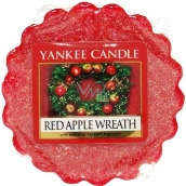 Yankee Candle Red Apple Wreath - Red Apple Wreath Aroma Wax 22 g