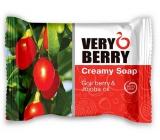 Very Berry Goji Berry & Jojoba Oil - Goji and jojoba oil toilet soap with essences 100 g