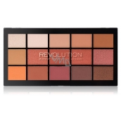 Makeup Revolution Re-Loaded Iconic Fever Eye Shadow Palette 15 x 1.1 g