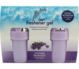Akolade Air Freshener Lavender solid gel air freshener 2 x 150 g