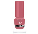 Golden Rose Ice Color Nail Lacquer mini nail polish 121 6 ml