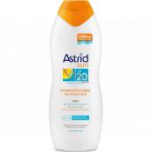 Astrid Sun OF20 moisturizing suntan lotion 400 ml