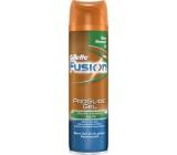 Gillette Fusion ProGlide Moisturizing Shaving Gel for Men 200 ml