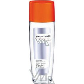 Pierre Cardin Revelation Energy perfumed deodorant glass for men 75 ml