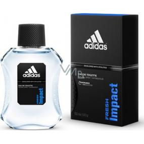 Adidas Fresh Impact toaletní voda pro muže 100 ml