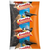 Feeder sunflower black bird food 800 g