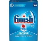 Finish Classic 100 tablet dishwasher tablets