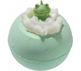 Bomb Cosmetics It is not easy to be green Sparkling bath ballist 160 g