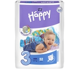 Bella Happy 3 Midi 5-9 kg diaper panties 52 pieces
