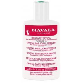 Mavala Nail Polish Remover Crystal odlakovač na nehty 100 ml