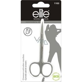 Elite Models Nůžky na kůžičku zahnuté 1103 10,5 cm